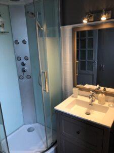 salle de douche attenante et privative pour chambre marie