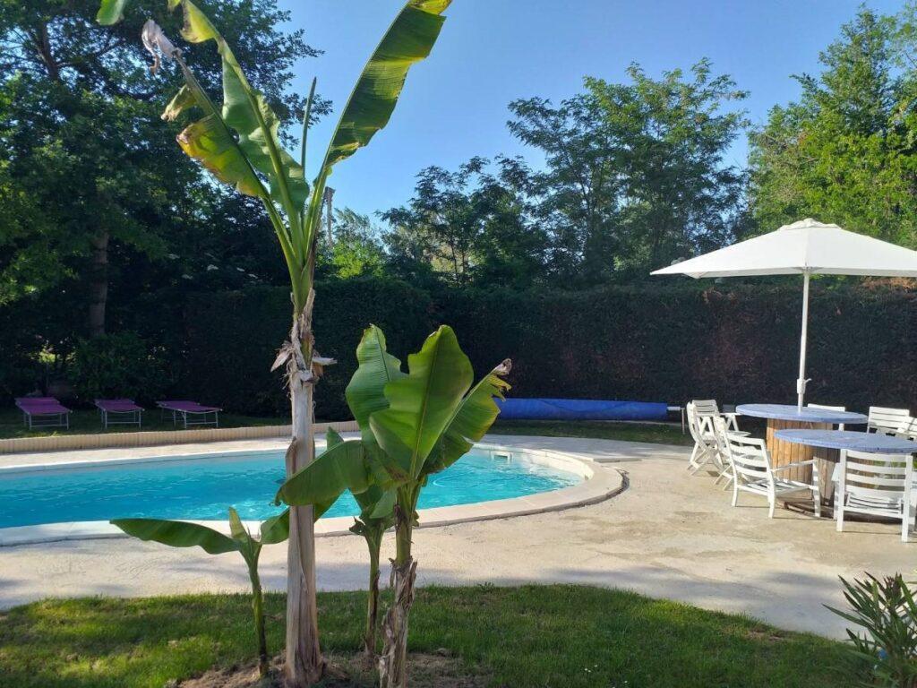 chez celine et philippe chambre d hotes avec piscine